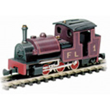PECO 0-6-0 SADDLE TANK LOCO