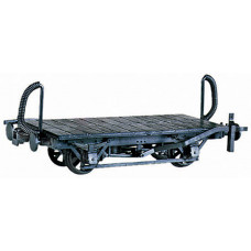PECO 4 WHL WAGON CHASSIS PLAST