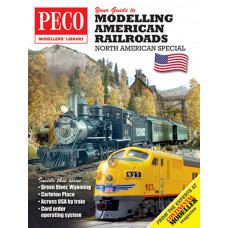 MODELSCENE YOUR GUIDE TO MODELLING AMERICAN RAILWAYS
