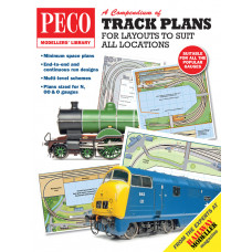 PECO TRACK PLANS FOR LAYOUTS SUIT ALL LOCAT