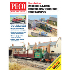 PECO YOUR GUIDE TO NARROW GAUGE R/WAYS