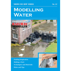 PECO MODELLING WATER BOOKLET