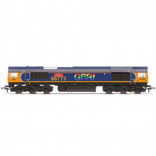 HORNBY GBRF, CLASS 66, CO-CO, 66773 'PRIDE OF GB RAILFREIGHT' - ERA 11