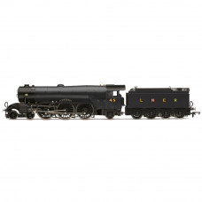 HORNBY LNER, A3 CLASS, NO. 45 'LEMBERG' (DIECAST FOOTPLATE AND FLICKEIRNG FIREBOX) - ERA 3