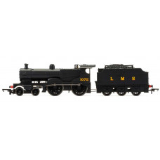 HORNBY LMS COMPOUND WITH FOWLER TENDER