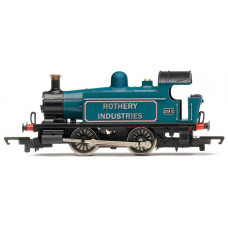 HORNBY EX-GWR 0-4-0 'ROTHERY INDUSTRIAL' 101 CLASS