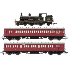 HORNBY LYME REGIS BRANCH LINE TRAIN PACK - LIMITED EDITION