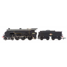HORNBY BR 4-6-0 '30831' MAUNSELL S15 CLASS - LATE BR