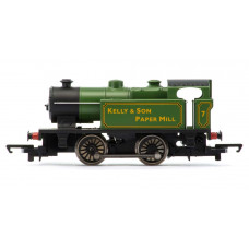 HORNBY KELLY & SON PAPER MILL, TYPE D, 0-4-0T, NO. 7 - ERA 3/4