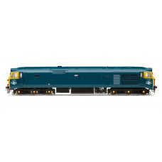 HORNBY * BR CLASS 50 'RENOW' 50029' - CLASS 50 IS FIFTY - SPECIAL EDITION - PRESENTATION PACK