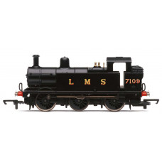 HORNBY LMS 0-6-OT '7109' CLASS 3F 'JINTY'