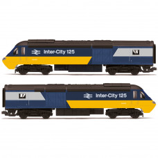 HORNBY BR INTERCITY, CLASS 43 HST PACK, POWER CARS W43001 AND W43002 - ERA 7