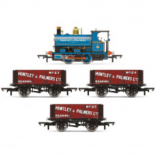 HORNBY HUNTLEY & PALMERS, PECKETT W4 WORKS FREIGHT PACK - LIMITED EDITION