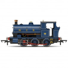HORNBY NATIONAL COAL BOARD, PECKETT B2 CLASS, 0-6-0ST, 1455 - ERA 3