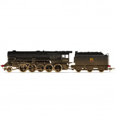 HORNBY BR (HEAVILY WEATHERED), CROSTI BOILER 9F CLASS, 2-10-0, 92028 - ERA 4
