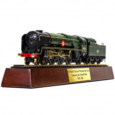 HORNBY BR 35028 'CLAN LINE', CENTENARY YEAR LIMITED EDITION - 2000