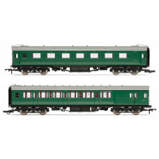 HORNBY BR PULL-PUSH COACH PACK