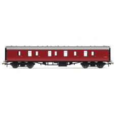 HORNBY BR MAROON MK1 PARCELS COACH