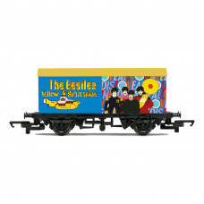 HORNBY THE BEATLES 'MAGICAL MYSTERY TOUR' WAGON