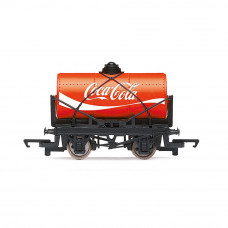 HORNBY COCA-COLA, SMALL TANK WAGON (SUITABLE FOR ADULT COLLECTORS) ? SEE ABOVE RIGHT FOR LICENSE RES