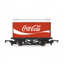 HORNBY COCA-COLA, REFRIGERATOR VAN (SUITABLE FOR ADULT COLLECTORS) ? SEE ABOVE RIGHT FOR LICENSE RES
