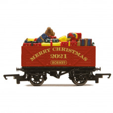 HORNBY CHRISTMAS WAGON 2021