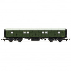 HORNBY SR, LUGGAGE VAN, 2471 - ERA 3