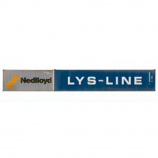 HORNBY NEDLLOYD & LYS-LINE, CONTAINER PACK, 1 X 20' AND 1 X 40' CONTAINERS - ERA 11