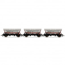 HORNBY HFA HOPPER WAGONS, THREE PACK, EWS - ERA 9