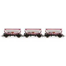 HORNBY CDA HOPPER WAGONS, THREE PACK, EWS - ERA 9