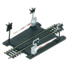 HORNBY SINGLE TRACK LEVEL CROSS