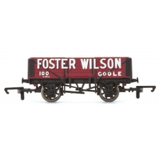 HORNBY 5 PLANK WAGON 'FOSTER WILSON'