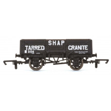 HORNBY 5 PLANK WAGON 'SHAP TARRED GRANITE'