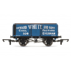 HORNBY 7 PLANK WAGON 'RICHARD WHITE & SONS'