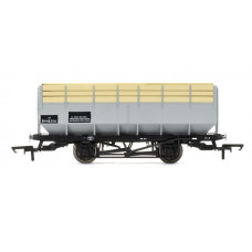 HORNBY BR 20 TON COKE HOPPER WAGONS - THREE WAGON PACK