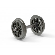 HORNBY SPLIT SPOKED WHEELS