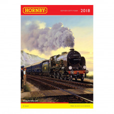 HORNBY 2018 CATALOGUE