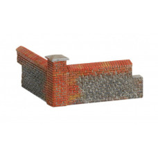 HORNBY BRICK WALLING CORNERS