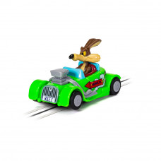MICRO SCALEXTRIC LOONEY TUNES WILE E. COYOTE CAR