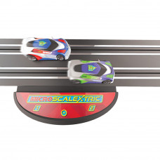 MICRO SCALEXTRIC MAINS POWERED TRACK PIECE
