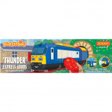 HORNBY THUNDER EXPRESS GOODS BATTERY OPERATED TRAIN PACK