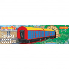HORNBY EXPRESS GOODS 2 X CLOSED WAGON PACK