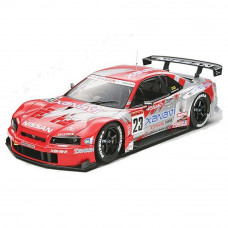 TAMIYA XANAVI NISMO GT-R R34 FINISHED