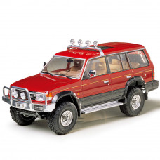 TAMIYA 1/24 MONTERO SPORT OPTIONS