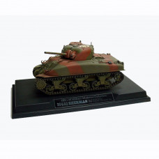 TAMIYA 1/48 M4A1 SHERMAN NO.12 FINISH