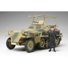 TAMIYA 1/48 SD.KFZ.250/3 GREIF FINISH