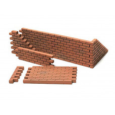TAMIYA BRICK/SANDBAG/BARRICADE SET