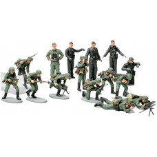 TAMIYA WWII GERMAN INFANTRY SET