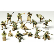 TAMIYA 1/48 US INFANTRY GI SET