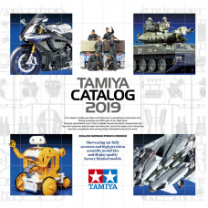 TAMIYA CATALOGUE 2019 4 LANGUAGES